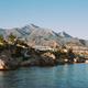 Nerja, Spain. coast near resort town of Nerja in Spain - PhotoDune Item for Sale