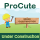 ProCute - Coming Soon Theme Nulled