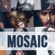 Mosaic Dynamic Intro - VideoHive Item for Sale
