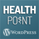 Health Point - Responsive WordPress Landing Page