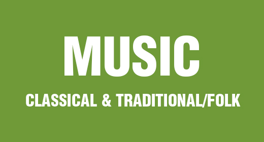 Classical, traditional music