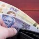 Haitian money in the black wallet - PhotoDune Item for Sale
