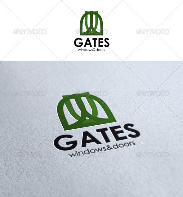 Gates Logo - Symbols Logo Templates
