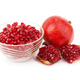 Pomegranate seeds isolated on a white background - PhotoDune Item for Sale