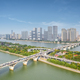 changsha cityscape and the bridge - PhotoDune Item for Sale