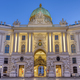 The famous Hofburg at night - PhotoDune Item for Sale