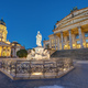 The Gendarmenmarkt square in Berlin at dawn - PhotoDune Item for Sale