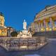 The Gendarmenmarkt square in Berlin at dawn - PhotoDune Item for Sale