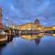 The reconstructed Berlin City Palace at twilight - PhotoDune Item for Sale