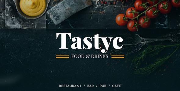 Tastyc – Restaurant Template