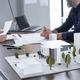 Little model of new modern building - PhotoDune Item for Sale