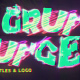 Grunge Glitch Intro & Logo - VideoHive Item for Sale