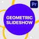 Geometric Slideshow   Premiere Pro MOGRT - VideoHive Item for Sale