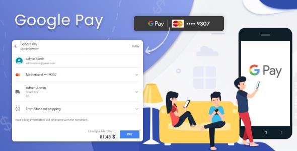 Google Pay & Apple Pay - 1 Click Checkout