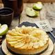 Cinnamon apple caramel cheesecake - PhotoDune Item for Sale