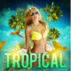 Tropical Flyer Template - GraphicRiver Item for Sale