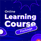 Online learning course Package - VideoHive Item for Sale