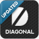 Diagonal - Premium HTML/CSS Template - ThemeForest Item for Sale