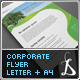 Corporate Flyer 1 - GraphicRiver Item for Sale