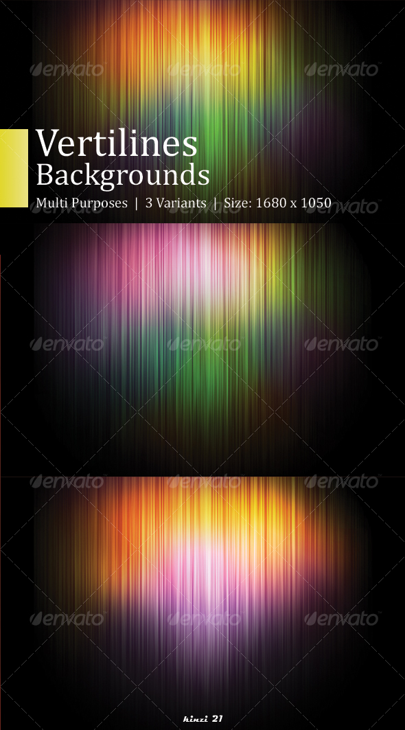 Vertilines Background - Abstract Backgrounds
