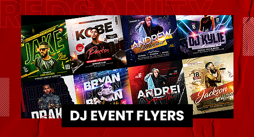 All DJ Event Flyers