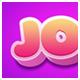 Joys 3D Pop-Up Text Effect