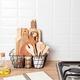 Eco friendly kitchen utensils and decoration, sustainable ethical lifestyle, zero waste storage - PhotoDune Item for Sale
