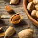 Raw Organic Whole Almonds - PhotoDune Item for Sale