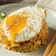 Homemade Potsticker Fried Rice - PhotoDune Item for Sale