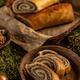 Homemade nut roll - PhotoDune Item for Sale