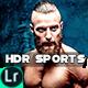 HDR Sports Presets Lightroom Mobile & Desktop