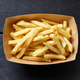 french fries in cardboard container - PhotoDune Item for Sale