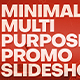 Minimal Promo Slideshow - VideoHive Item for Sale