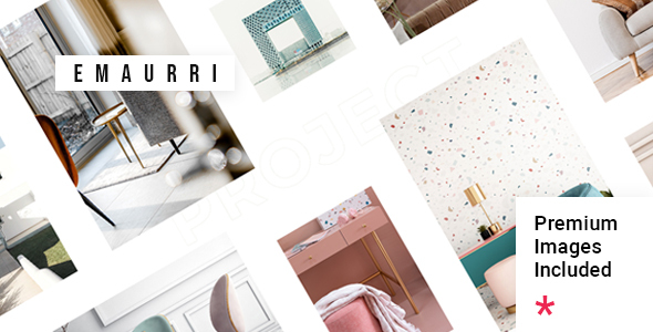 Emaurri - Architecture and Interior Design Theme