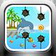 Flappy Dolphin Game (HTML5   CAPX   Cordova)