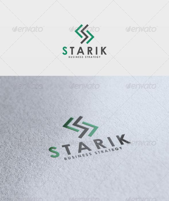 Starik Logo - Letters Logo Templates