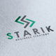 Starik Logo - GraphicRiver Item for Sale