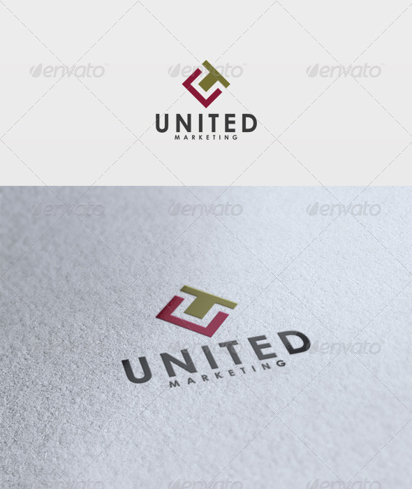 United Logo - Vector Abstract