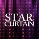 Star Curtain - VideoHive Item for Sale
