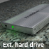 External hard drive - 3DOcean Item for Sale