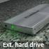 External hard drive - 3DOcean Item for Sale