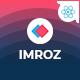 Imroz - React Agency & Portfolio Template