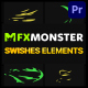 Swishes Elements | Premiere Pro MOGRT - VideoHive Item for Sale