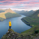Majestic views over the fjords of Funningur - PhotoDune Item for Sale