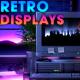 80s Retro Displays - VideoHive Item for Sale