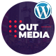 Outmedia - Outdoor Advertising & Billboard Agency WordPress Theme