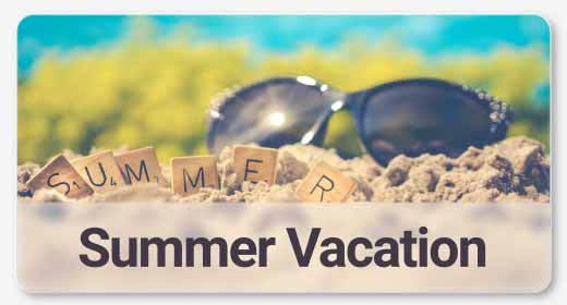 Summer and Vacations
