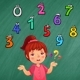 What number is it? - HTML5 - Educational game