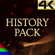History Pack - VideoHive Item for Sale