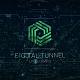 Digital Tunnel Logo - VideoHive Item for Sale